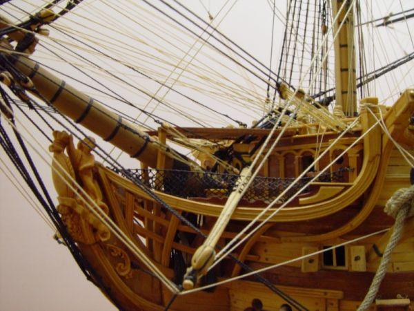 Forums / POF Build Logs / 1:96 HMS Victory Scratchbuild