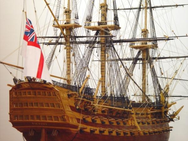 Forums / POF Build Logs / 1:96 HMS Victory Scratchbuild - Model Ship ...