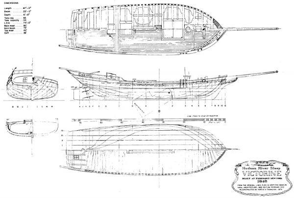 Wooden Sloop Plans Plans PDF Download – DIY Wooden Boat Plans ...