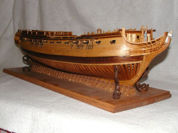Forums / POF Build Logs / Building a 74 gun ship, Alfred of 1778