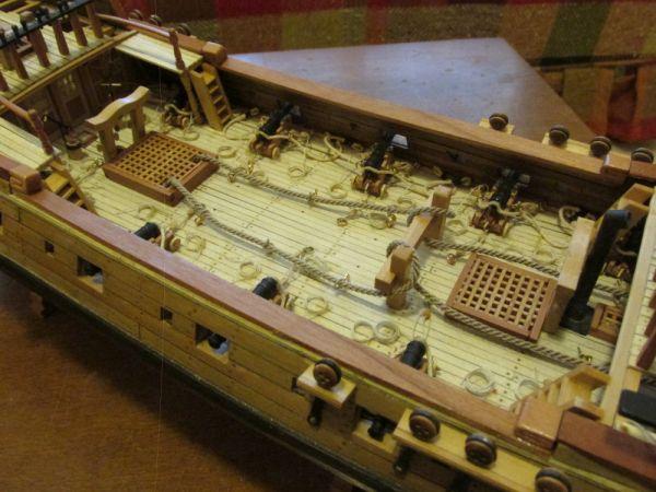 how to make model ship gratings